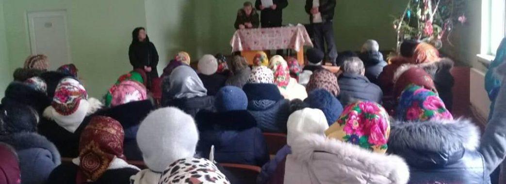 На Старосамбірщині громада Московського патріархату вирішила приєднатися до Помісної Церкви