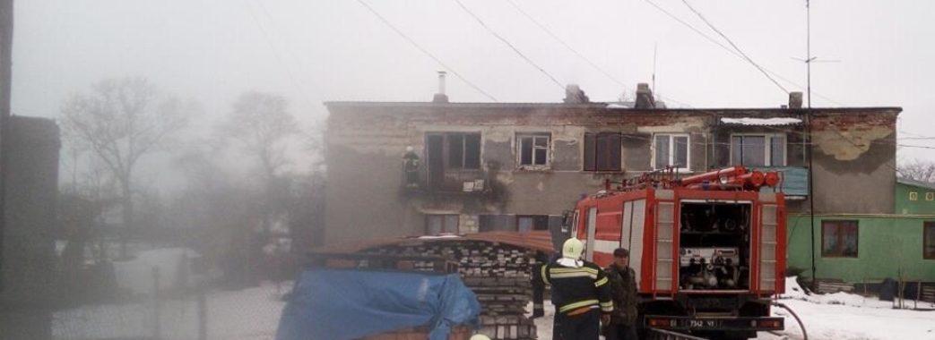 У Пустомитівському районі внаслідок пожежі загинула жінка