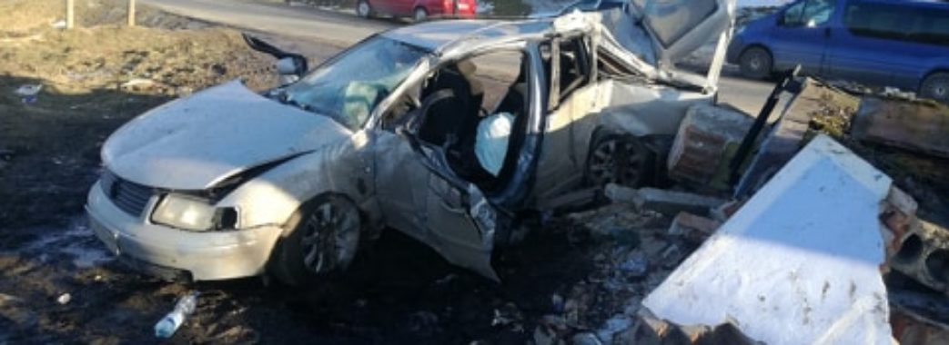Смертельна ДТП на Старосамбірщині: загинуло дві людини