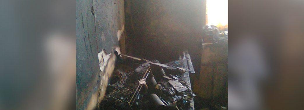 У Кам'янка-Бузькому районі пожежники врятували двох дітей