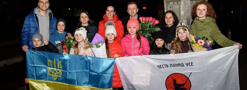 Львів'янка Катерина Крива здобула срібло на міжнародних змаганнях з карате