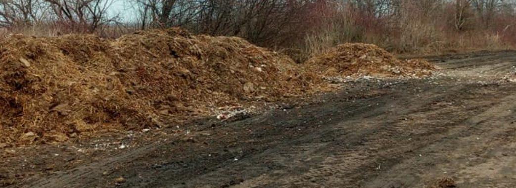 Мешканці села на Городоччині потерпають від курячого посліду