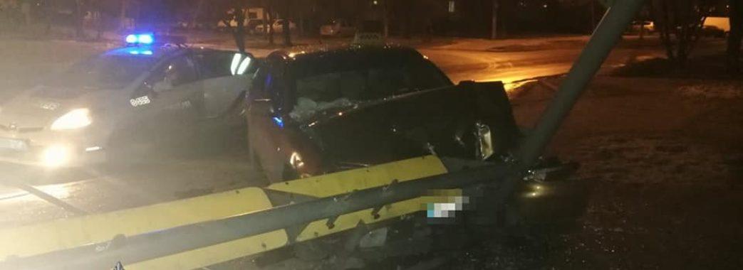 Поліцейські розповіли деталі нічної ДТП на Сихові