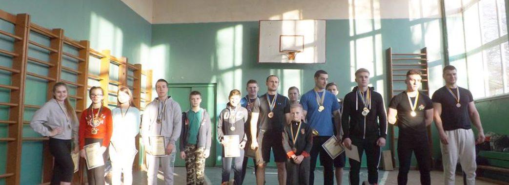На Старосамбірщині популяризують силові види спорту