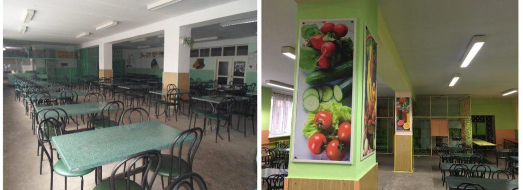 У школі на Сокальщині впроваджують здорове харчування