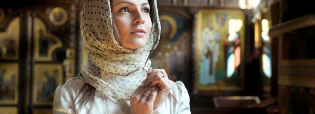 Митрополит Епіфаній просить не сваритися на жінок, які заходять у храм без хустки