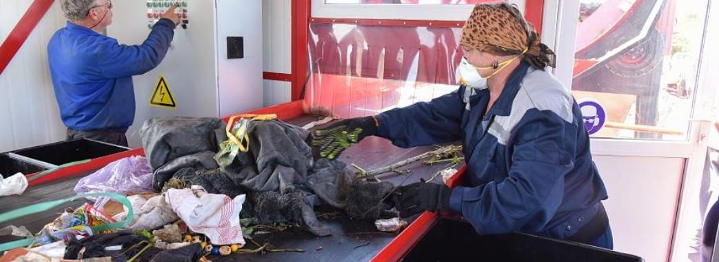 Самбір матиме один із найкращих сміттєвих полігонів в Україні