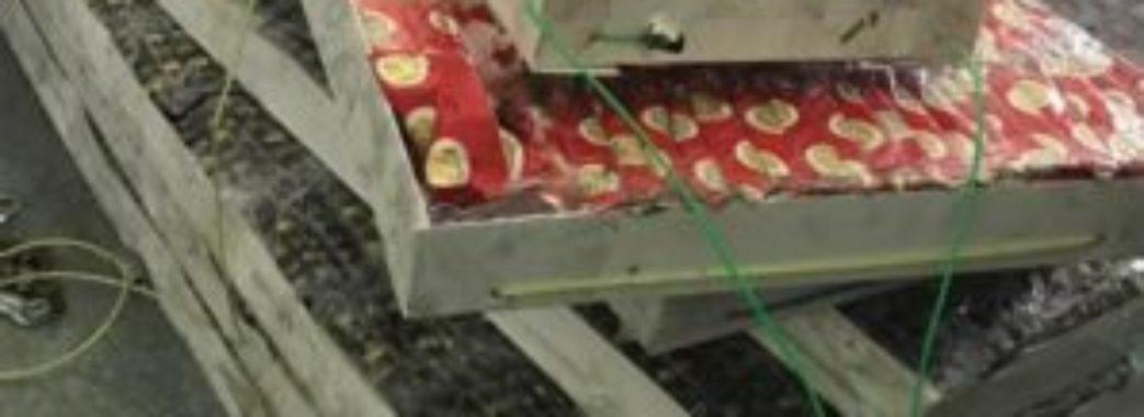 Собака на митниці у Мостиському районі знайшов 260 кілограмів контрабандного тютюну