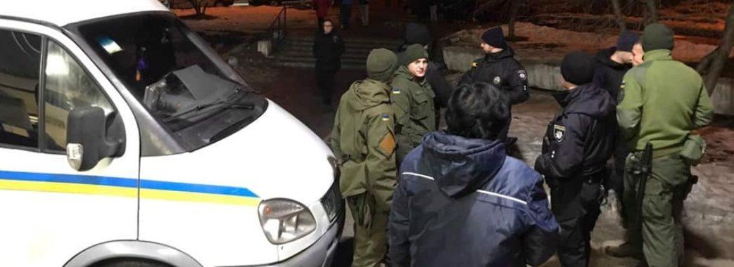 У Львові підлітки влаштували масову бійку