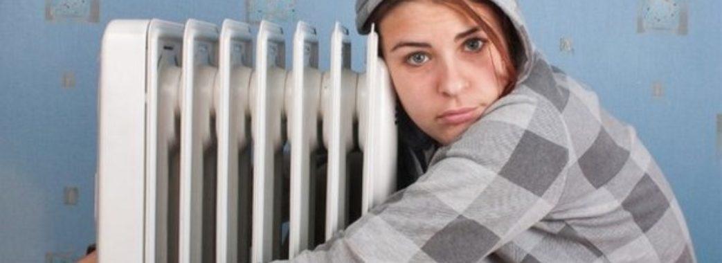 Мешканці Нового Роздолу зимують при температурі 14 градусів