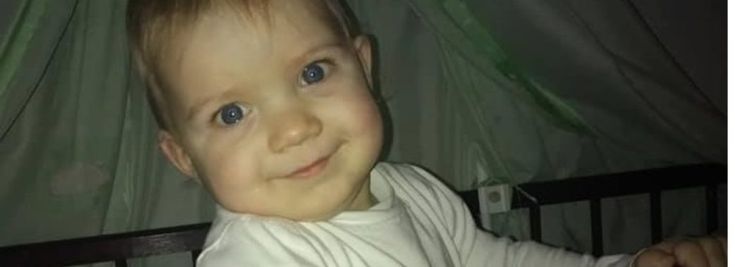 Однорічний Андрій Глинський втратив слух через неякісний антибіотик