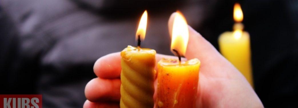 «Стрітенська свічка не має особливої магії. Вона є символом зближення з Богом», – о.Михайло Николин