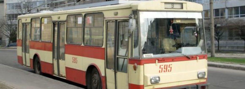 У львівському тролейбусі помер пасажир