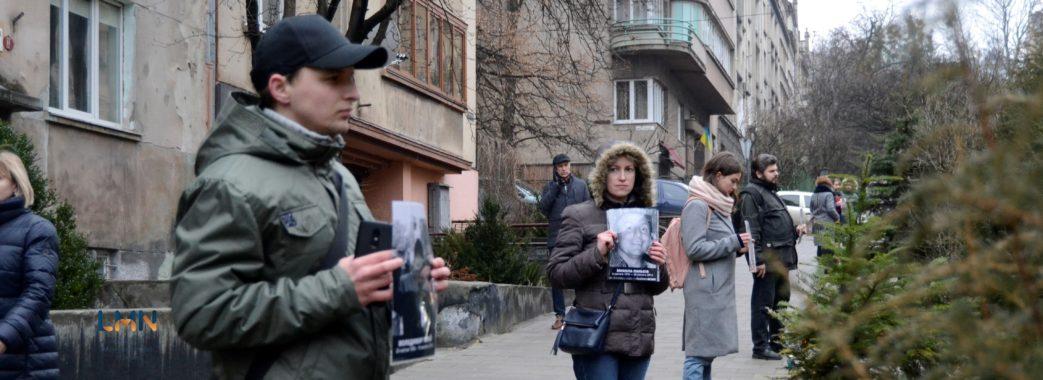 У Львові запалили 108 свічок у пам'ять про Небесну Сотню (ФОТО)