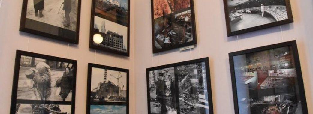 У Львові відкрили музей в пам'ять про чорнобильську трагедію