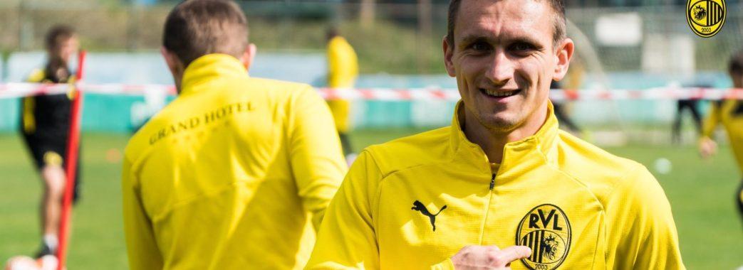 «Рух» переміг «Балкани» у 19-му турі Першої ліги