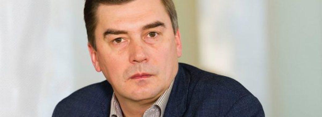 Дмитро Добродомов передумав іти в президенти