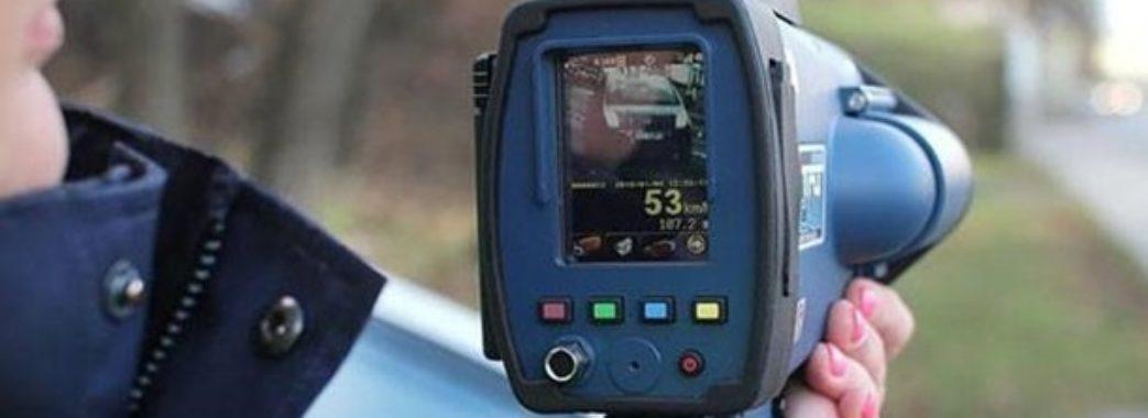 На дорогах до польського кордону вимірюватимуть швидкість транспорту