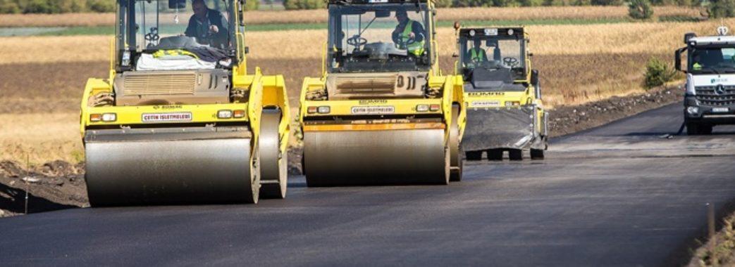 Оприлюднено перелік доріг, які ремонтуватимуть на Львівщині у 2019 році