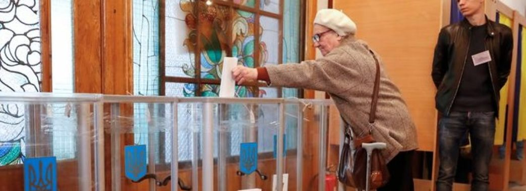На Львівщині проголосували більш ніж 40% виборців