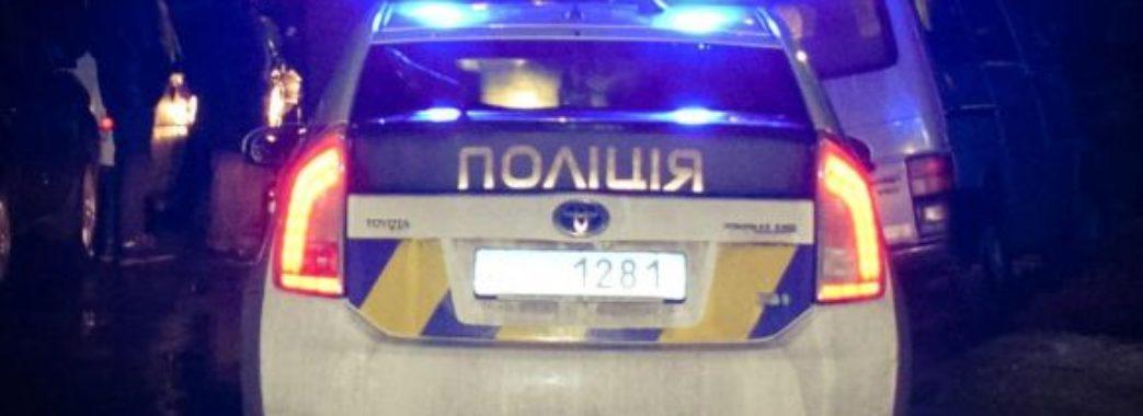 У Червонограді стрілялися водії, які не поділили дорогу