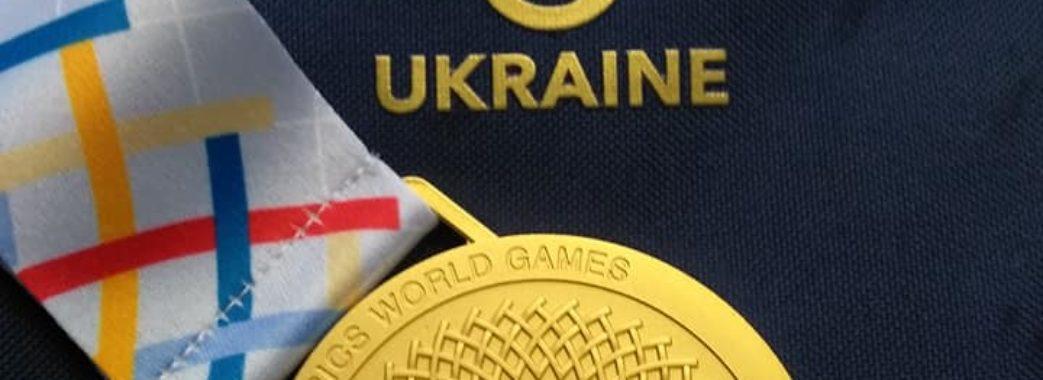 Червоноградець Андрій Філін здобув перше «золото» на Всесвітніх іграх