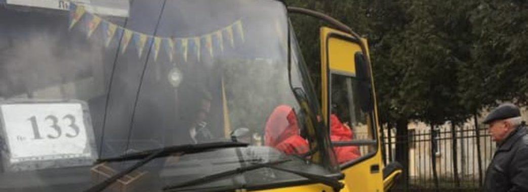 У водія маршрутки у Львові стався напад епілепсії