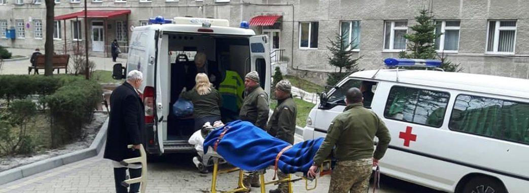 До Львова знову привезли поранених воїнів. Потрібна допомога
