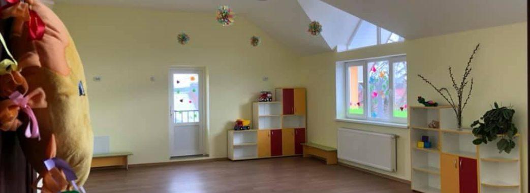 У Кам'янка-Бузькому районі відкрили новий дитячий садок