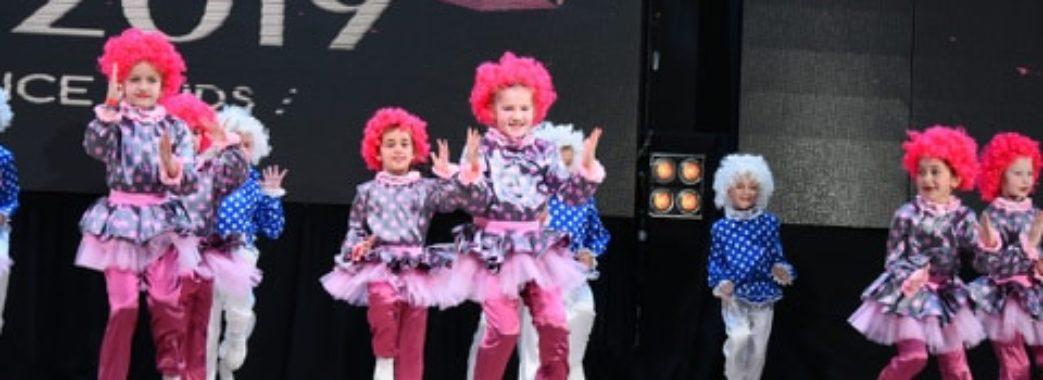 Юні жидачівські танцюристи взяли бронзу на хореографічному чемпіонаті