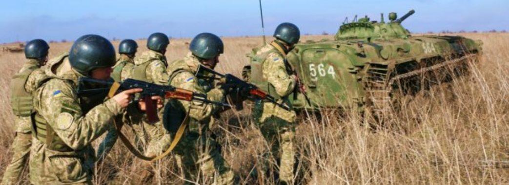 Командування Яворівського полігону застерігає місцевих жителів