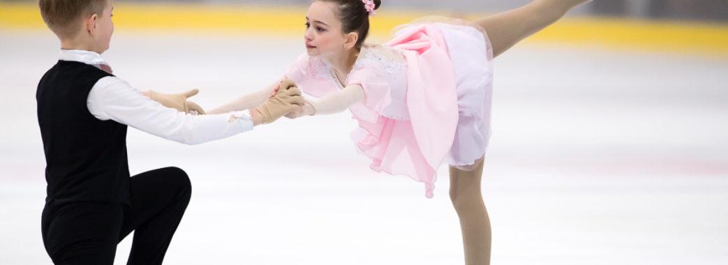 У Новояворівську проведуть чемпіонат з фігурного катання