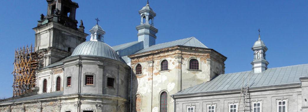 На Бродівщині відреставрують старовинний монастир