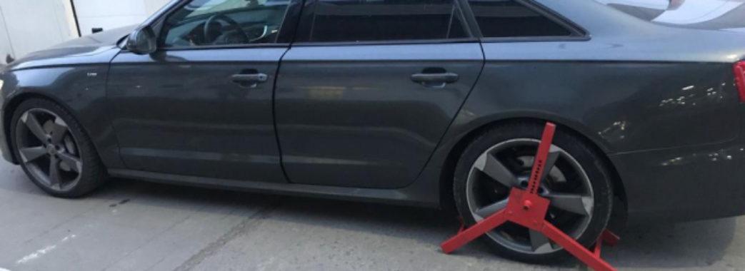 Мостиські прикордонники затримали викрадене в Польщі авто