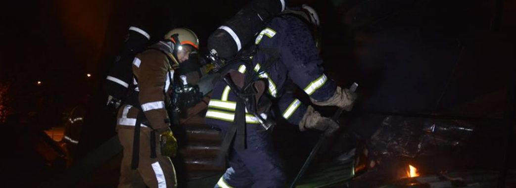 Чоловік згорів на своєму подвір'ї у Брюховичах