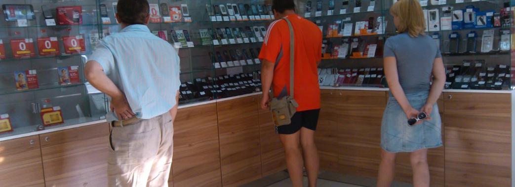 Українці накупили мобілок на 30 мільярдів гривень