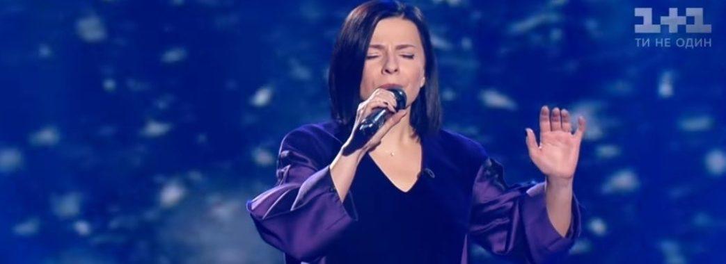 Львів'янка Оксана Муха пройшла до першого етапу шоу «Голос країни»