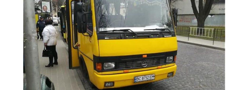 У Львові курсують нелегальні миколаївські автобуси