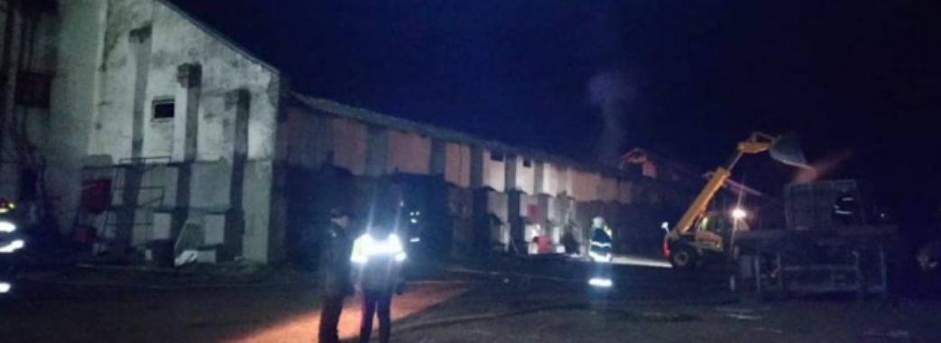 300 тисяч гривень можуть заробити свідки пожежі у Кам'янка-Бузькій