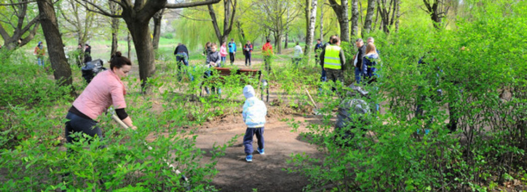 Наступної суботи, до Дня довкілля, на Львівщині відбудеться загальнообласна толока