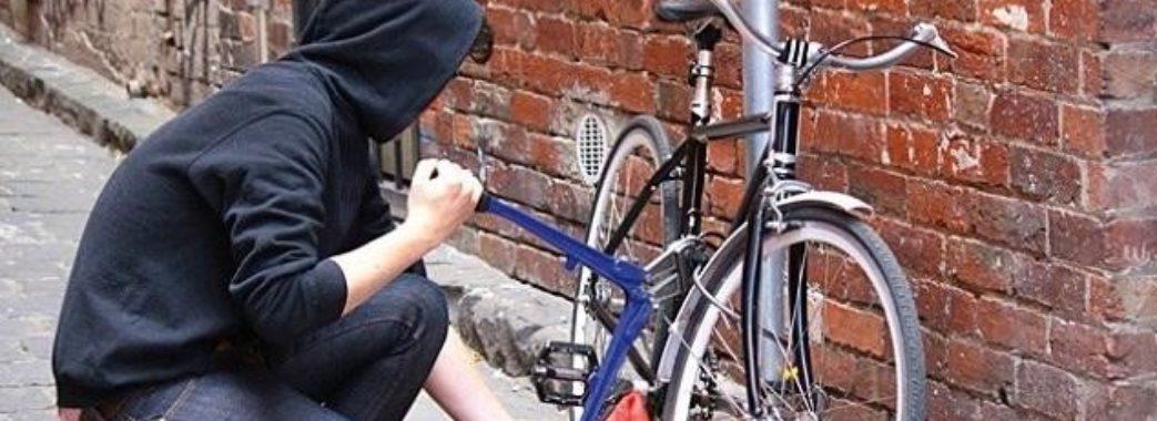 У Львові викрили серійного викрадача велосипедів
