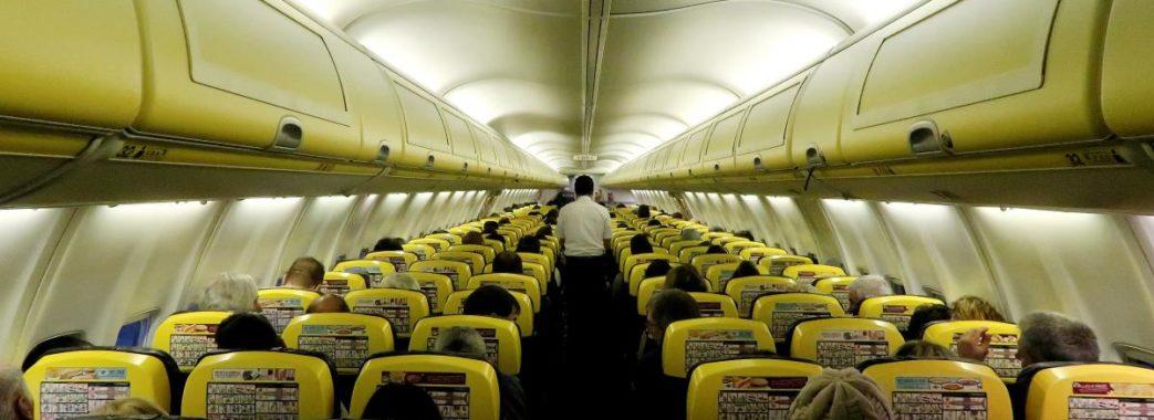 Ryanair до Великодня розпродає квитки зі Львова
