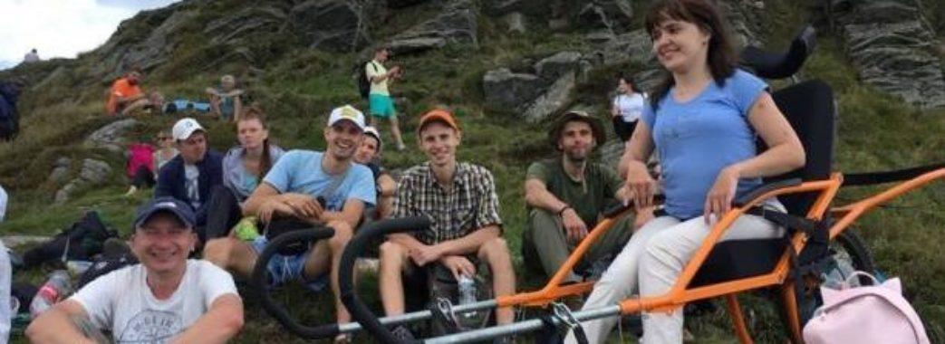 """""""Мрія на всіх"""": підніміться на гору Пікуй і допоможіть втілити мрію"""