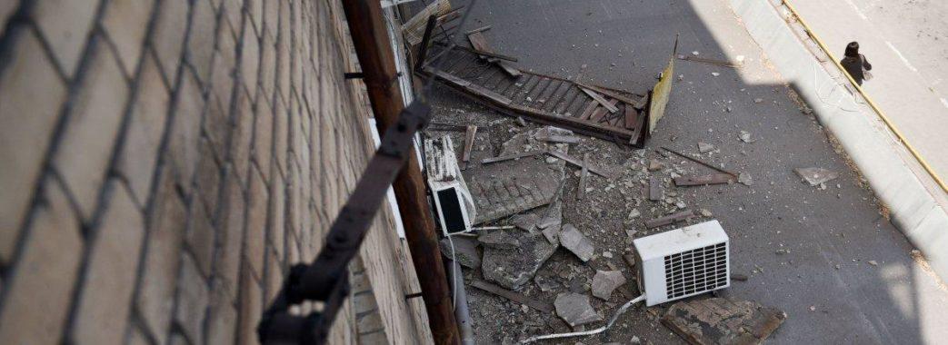 Після перебування на балконі львів'янка потрапила до лікарні