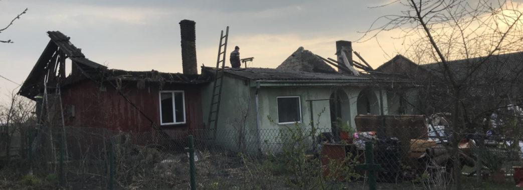 Наталія Сідельник з Жовківщини витягнула з вогню сусідських дітей