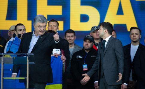 Зеленського, Порошенка і Тимошенко вважають політиками року в Україні, - опитування Демініціатив і Центру Разумкова - Цензор.НЕТ 8444