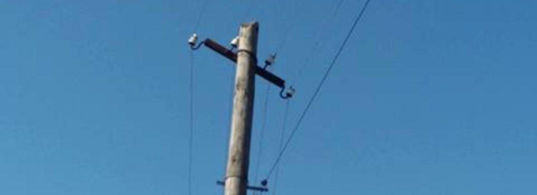 На Старосамбірщині люди сидять без світла, а енергетики вдають, що проблеми нема