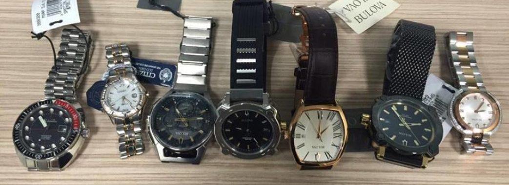 Кронтрабандні годинники на понад 5 тисяч доларів виявили в пасажира у львівському аеропорту