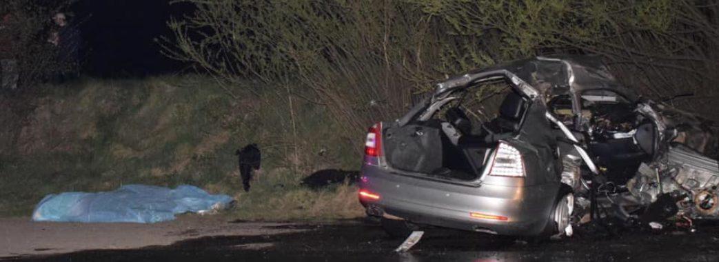 У ДТП на Сокальщині загинули троє чоловіків