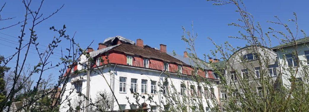 На Миколаївщині вітер зірвав дах із сільської школи